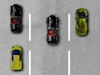 Флеш игра Классические авто против современных