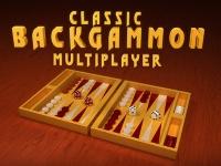 Флеш игра Классические нарды с мультиплеером