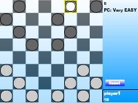 Флеш игра Классические шашки