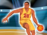 Флеш игра Классический баскетбол