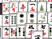 Флеш игра Классический маджонг