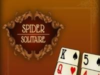 Флеш игра Классический пасьянс паук