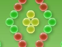 Флеш игра Кластерные пузыри