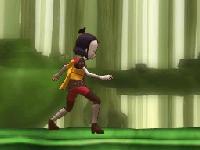 Флеш игра Код Лиоко: Стая монстров