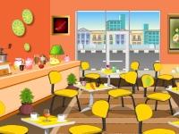 Флеш игра Кофейня: Поиск предметов