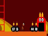 Флеш игра Коллекционер бомб