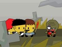 Флеш игра Команда РОТ
