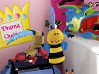Флеш игра Комната с современными игрушками: Поиск предметов