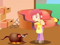 Флеш игра Комнатные вредители