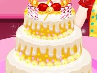 Флеш игра Конкурс на лучший торт