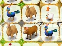 Флеш игра Коннект на ферме 4