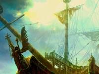 Флеш игра Корабль-призрак 2: Пазл