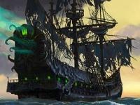 Флеш игра Корабль-призрак 3: Пазл
