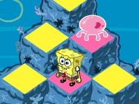 Флеш игра Коралловая пирамидка Губки Боба