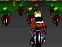 Флеш игра Король гонки