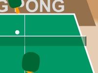 Флеш игра Король пинг понга