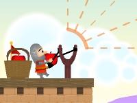 Флеш игра Королевство катапульт