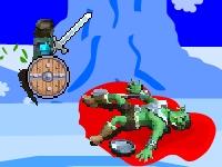 Флеш игра Королевство в осаде орков RPG