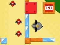 Флеш игра Кошки против мышек