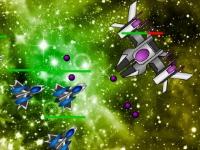 Флеш игра Космическая арена