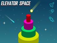 Флеш игра Космическая башня