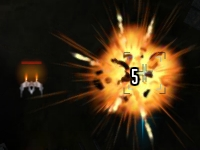 Флеш игра Космическая битва с Нокраном