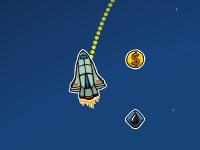 Флеш игра Космическая гравитация 2: Хардкор