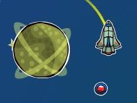 Флеш игра Космическая гравитация 2