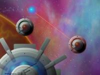 Флеш игра Космическая оборона