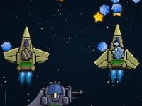 Флеш игра Космическая осада 2