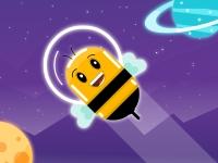 Флеш игра Космическая пчелка
