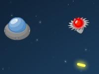 Флеш игра Космическая ярость