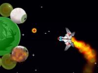 Флеш игра Космические монстры