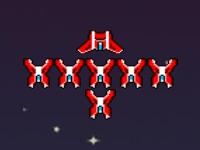 Флеш игра Космические перестрелки