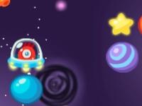 Флеш игра Космические приключения
