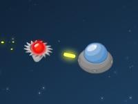 Флеш игра Космический Армагеддон