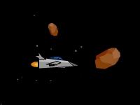 Флеш игра Космический ас