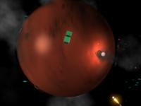 Флеш игра Космический автомобиль