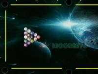 Флеш игра Космический бильярд