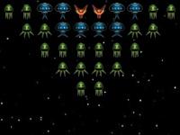 Флеш игра Космический истребитель
