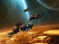 Флеш игра Космический корабль: Пазл 2