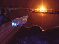 Флеш игра Космический корабль: Пазл