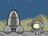 Флеш игра Космический пилот