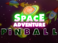 Флеш игра Космический пинбол