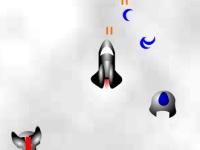 Флеш игра Космический прорыв