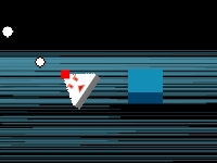 Флеш игра Космический ретро шутер