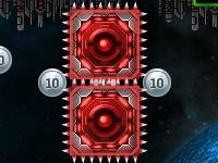 Флеш игра Космический супер пинбол