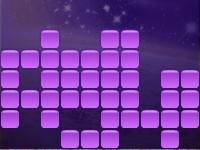 Флеш игра Космический тетрис