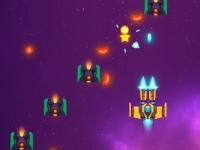 Флеш игра Космическое пламя