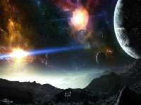 Флеш игра Космическое пространство: Пазл